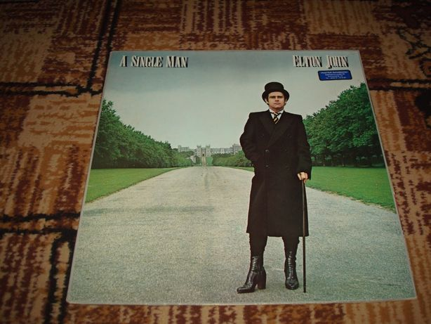 Płyty winylowe Elton John-A single Man