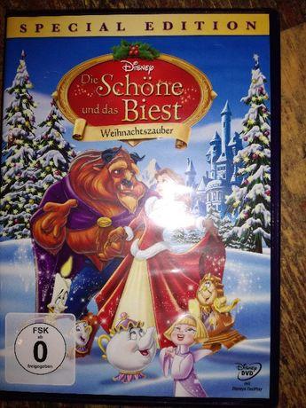 Piękna i Bestia Zaczarowane święta Disney