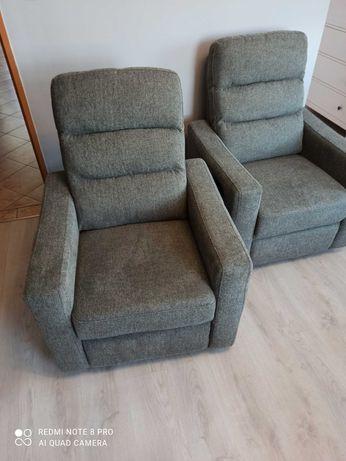 Fotele z funkcją relaks