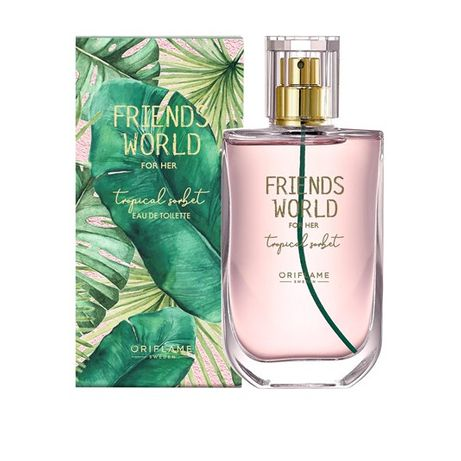 woda damska Friends World Tropical Sorbet Oriflame