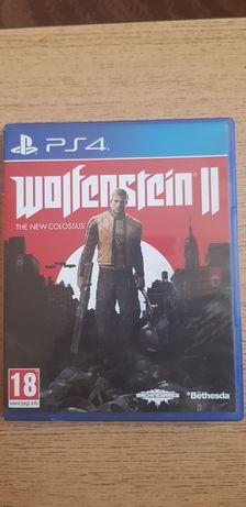 Wolfenstein New Colossus Ps4 PL
