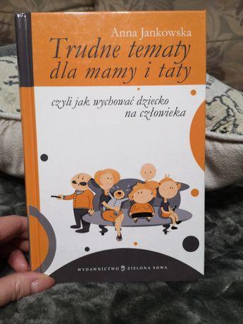 """Książka """"Trudne tematy dla mamy i taty"""""""