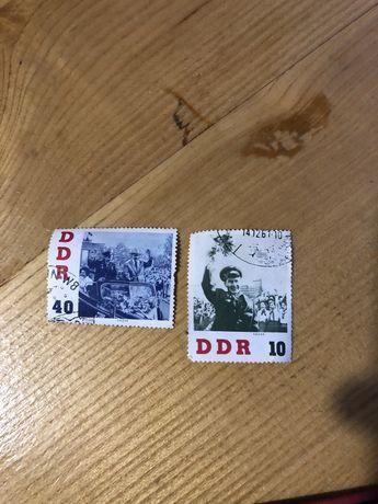 Марки ГДР 1961 р
