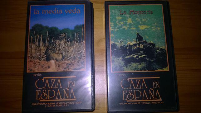 VHS - Caza En España