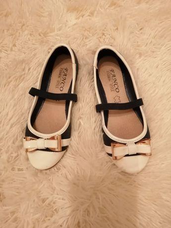 Balerinki buty dla dziewczynki 27