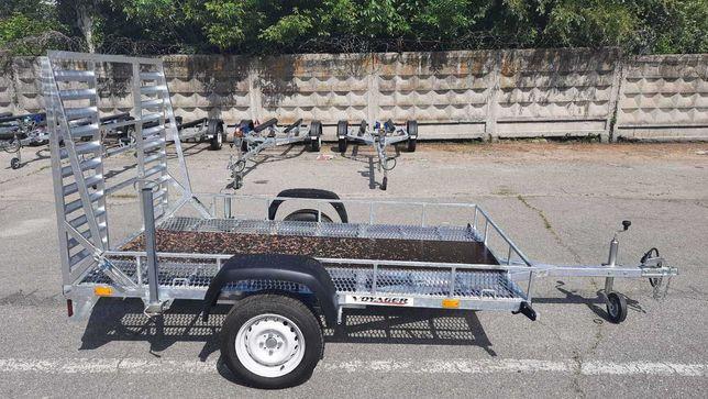 Автомобильный прицеп для перевозки квадроцикла/багги. ATV/UTV.