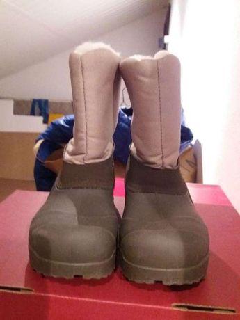 Botas para neve