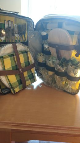 Nowy plecak piknikowy