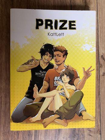 """powieść """"Prize"""" KattLett"""