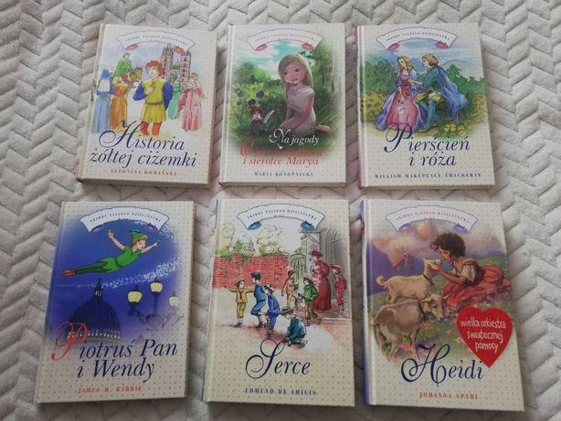 Zbiór powieści dla dzieci