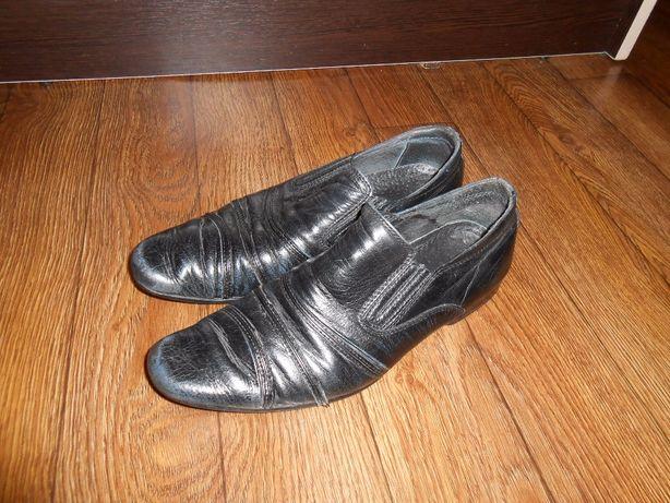 Туфли кожаные 34 раз.