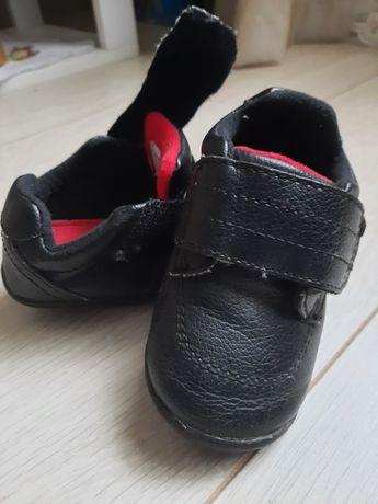 Туфли мокасины мокасіни чорні