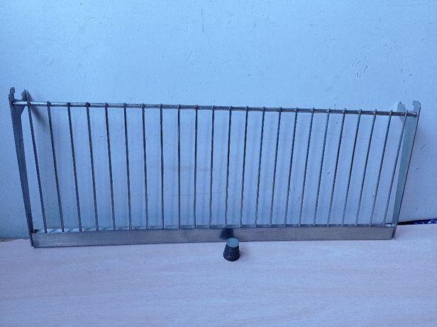 Полка - решетка из нержавейки 47,5 х 18 см