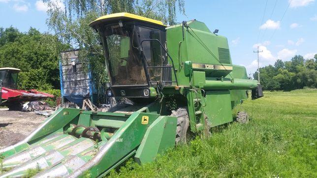 John Deere przystawka do kukurydzy