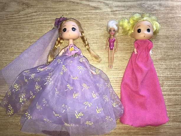 Куклы набор 20 ггрн