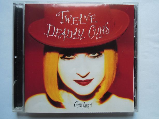 cyndi lauper twelve deadly cyns