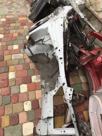 Четверть лонжерон Mazda cx5 KE 2012-