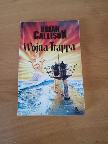 Książka Wojna Trappa Brian Callison