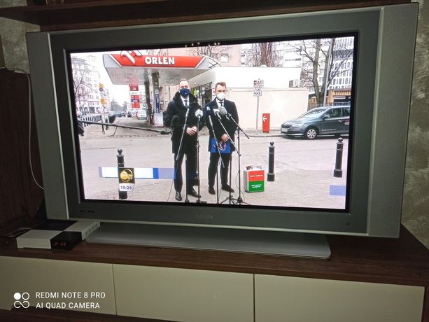 Telewizor plazma 42 cale Philips