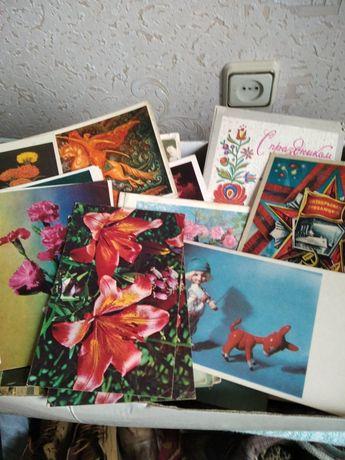 Продам открытки СССР,не использованные.Разной тематики.
