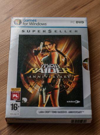 Lara Croft Tomb Rider Anniversary Gra Komputerowa