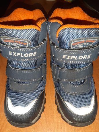 Чобітки/чоботи для хлопчика зима/зимові