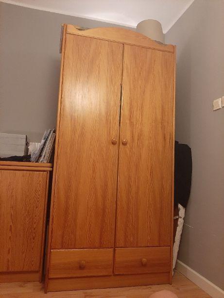 Szafa sosnowa / lite drewno