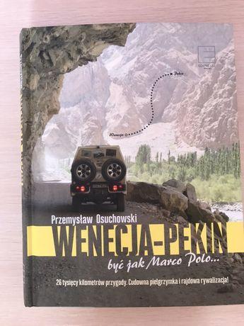 Książka Wenecja Pekin