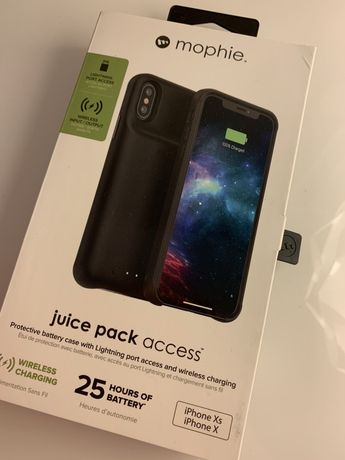 Mophie Juice Pack Access iPhone X XS