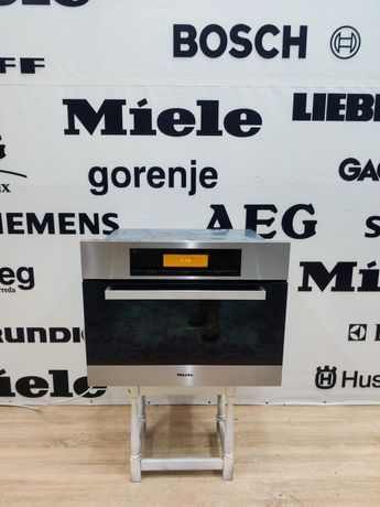 Miele™ H5081BP. Духовой шкаф компактный. Пиролиз.Термощуп.Паровой удар
