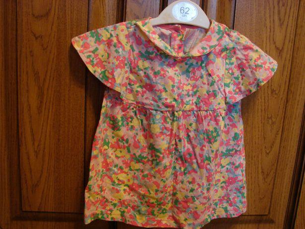 Летнее платье для малышки LC WAIKIKI