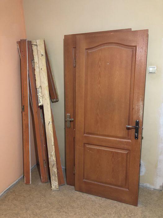 Продам деревянную- межкомнатную дверь Мовчан - изображение 1