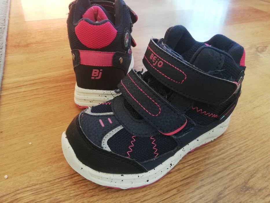Buty zimowe dziewczęce 24, 16cm Sucha Beskidzka - image 1
