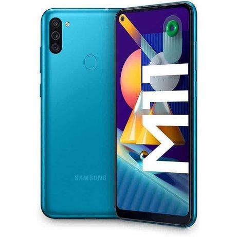 Samsung Galaxy M11 3GB / 32GB Azul novo