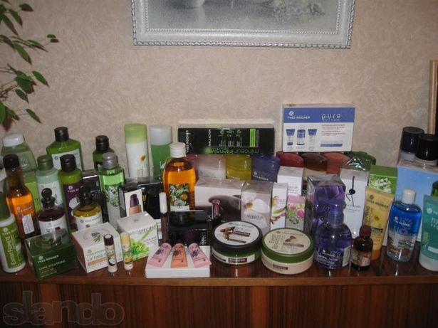 Косметика и парфюмерия Ив Роше