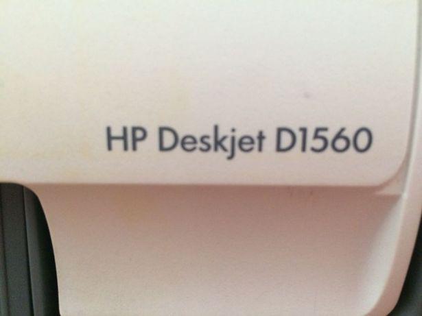 Принтер HP D1560 цветной