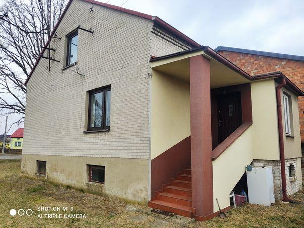 Dom wolnostojący Masłowice - REZERWACJA
