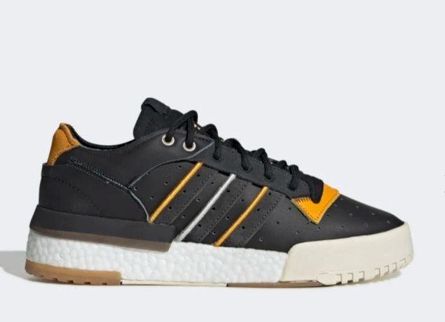 ADIDAS RIVALRY RM LOW новые кожаные оригинальные кроссовки