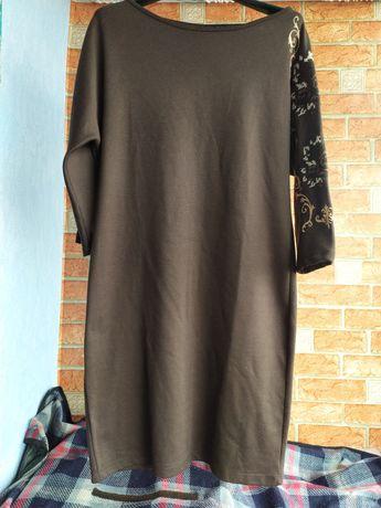 Платье футляр 40 грн