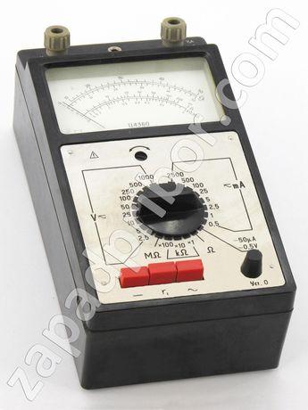 Тестер професійний(НОВИЙ)для електрозамірів електричних величин Ц4353