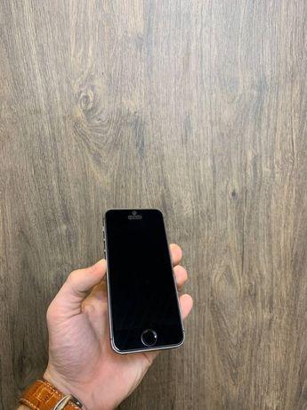 АКЦИЯ!!! Apple iPhone 5s 1GB SpaceGray Neverlock оригинал/комплект/бу