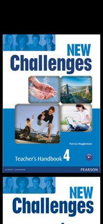 Teacher's book new challenges 4 ( ответы на Student's и Work book)