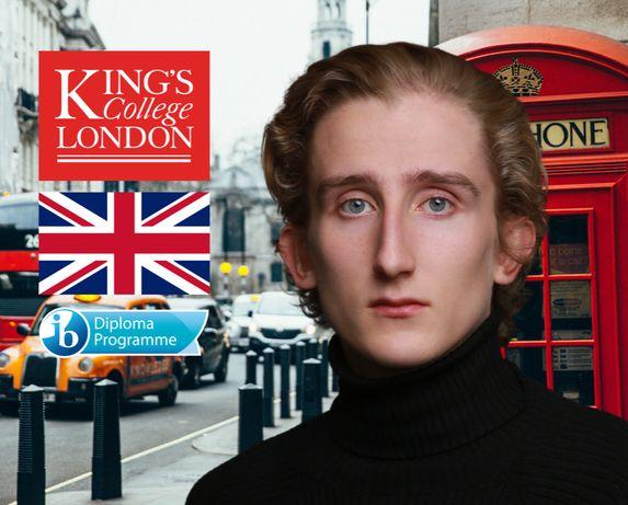 Prace domowe, testy, egzaminy angielski z londyńskim studentem