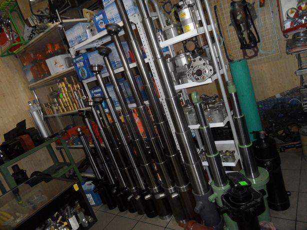 Siłownik tłok cylinder kipra wywrotu niski
