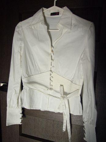Koszula damska biała rozm XS