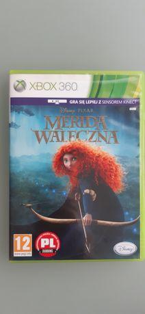 Merida Waleczna, Polska wersja, PL, kinect ba Xbox 360