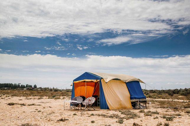 Продам прицеп-палатку Скиф М2