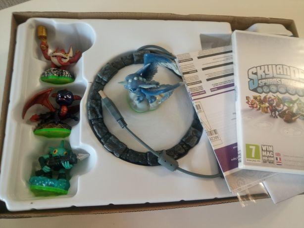 Gra Skylanders PC + Portal + 4 figurki