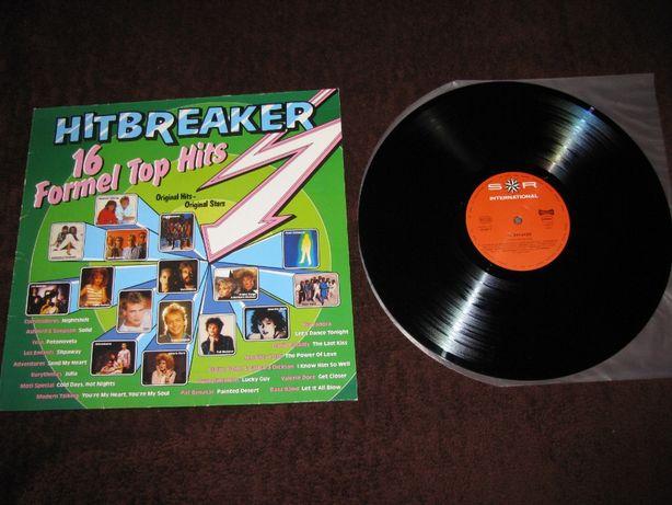 Hitbreaker - płyty winylowe