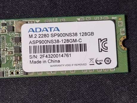 SSD M.2 ADATA  2280 SP900NS38 128Gb